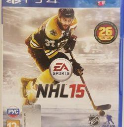 Drive PS4 NHL 15