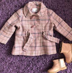 Верхняя одежда для девочки 92-104