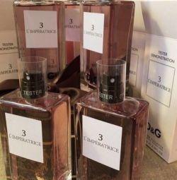 ?Women's perfume DOLCE GABBANA tester