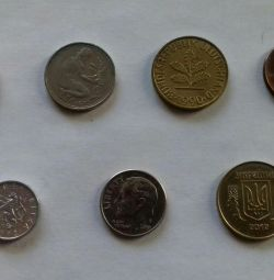 Coins of Europe