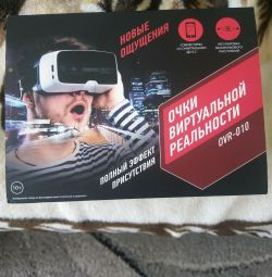 Virtual Goggles OVR-010