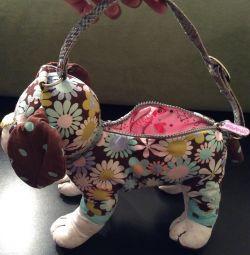 Παιδική τσάντα για σκύλους από τη Νέα Υόρκη 600