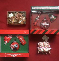 Crăciun decorațiuni Coca-Cola