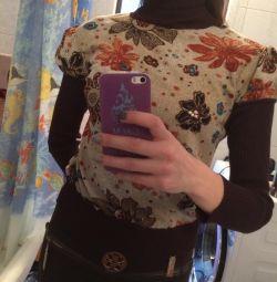Moda kadın bluz