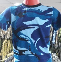 Μπλε προστατευτική μπλούζα (FSIN) x / b
