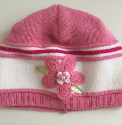 Cap for 6-12 months