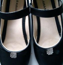 🔤 Papuci (branț de 21,5 cm)