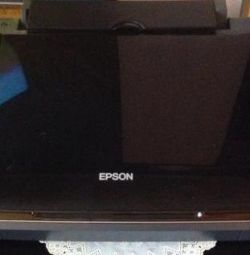 Epson and canon multifunction printer