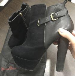 Ανδρικές μπότες σχεδιαστών
