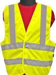 Vest for the driver