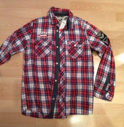 Lindex πουκάμισο