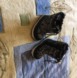 Selling boots