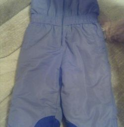Pantaloni impermeabili de 2 ani (vânzare sau schimb)