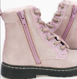 Boots INDIGO, new