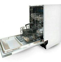 Новая посудомоечная машина встраиваемая GiNZZU DC