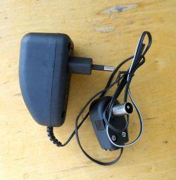 Sursă de alimentare pentru amplificatorul de antenă