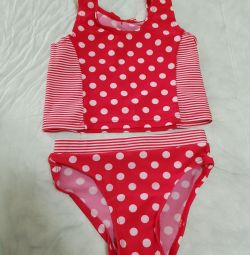 Swimsuit for 2-2,5 years