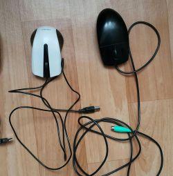 Проводные мыши