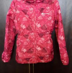 Осіння куртка для дівчинки.