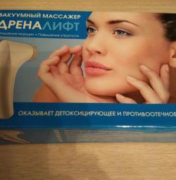 Vacuum Drain Massager Lift