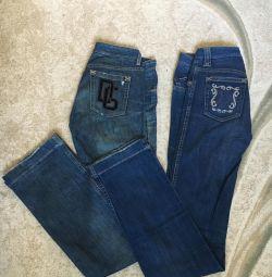 Dolce & Gabbana Оригінал джинси 2 пари