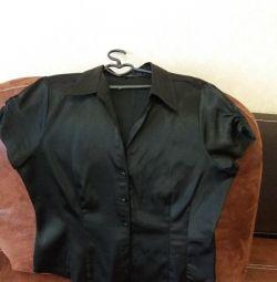 Bluză de mătase