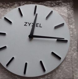 Wall clock diameter 25 cm