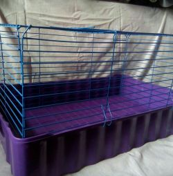 Huge non-curable cage