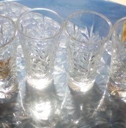 Pahare de cristal ale URSS