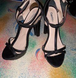 Pantofi, sandale 41 dimensiuni