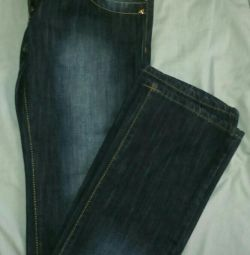 Новые джинсы..