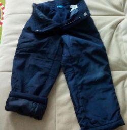 Pantaloni, înălțime 98-104.