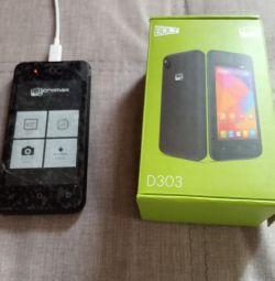 PhoneMicromax D303