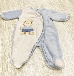 Overalls for children, 62-68