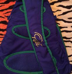 Backpack children's football