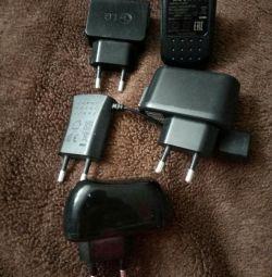 USB plug / charger
