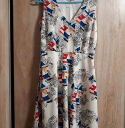 Yazlık elbise s.46