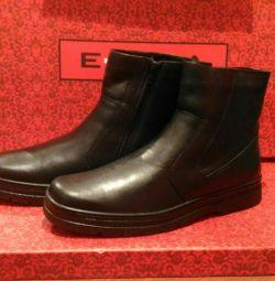 Μισό μπότες για άντρες1H2281