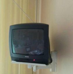 Телевізор philips кольоровий