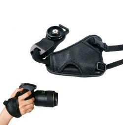 Ремінь держатель кистьовий для фотоапарата