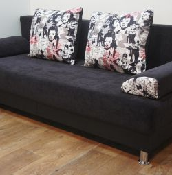 New sofa Livorno Lady Black