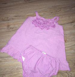 Dress for girl 6-9 months
