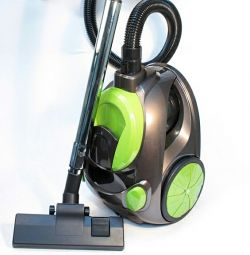 8008 Cyclonic vacuum cleaner with a glass