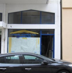 Площадь на первом этаже составляет 97,50 кв.м (Pyrgos I