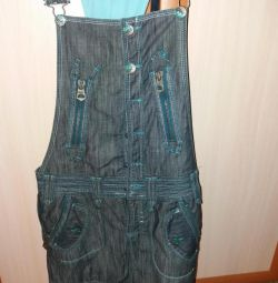 Sundress denim