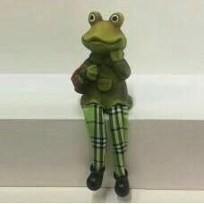 Жаба з м'якими ніжками 9 * 6 * 12 см