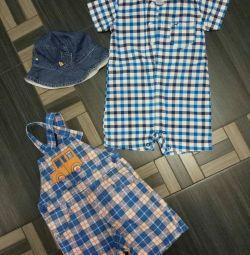 Costume de baie Panama pentru 6-12 luni