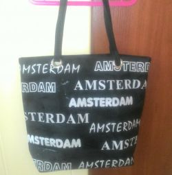 New handbag from Amsterdam