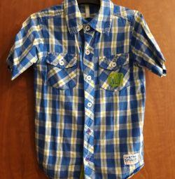 Рубашки размер 104