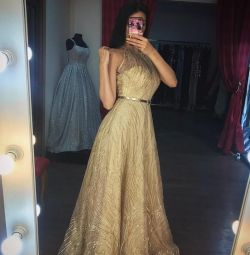 Hire and sale of evening dresses